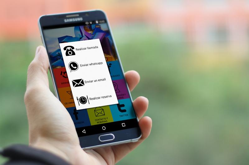 Proyecto Desarrollo de una aplicación android para restaurantes para SquareetLabs