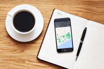 Aplicación para móviles android e iOS, LBDB Negocio local
