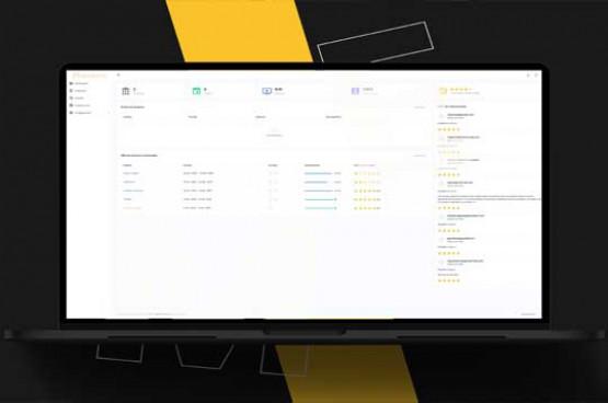 Software de gestión y retransmisión de eventos online