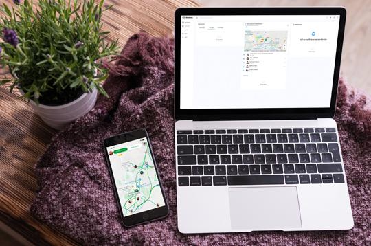 Proyecto Software y aplicaciones móviles para Bidaideak para Sociedad Vasca de Minusválidos Bidaideak