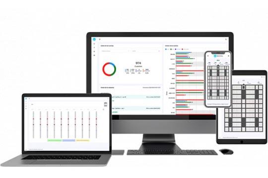 Proyecto Bat3As - Aplicación destinada a facilitar la gestión de bateas para SquareetLabs S.L.